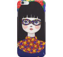 Flower Bandit - Pansy iPhone Case/Skin