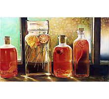 Jars Color Pencil @ www.KeithMcDowellArtist.com   Photographic Print