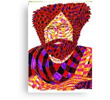 Jerry Garcia 3 Canvas Print