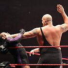 WWE - July 09 - Big Show vs. MVP by xTRIGx