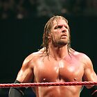 WWE - July 09 - Triple H by xTRIGx