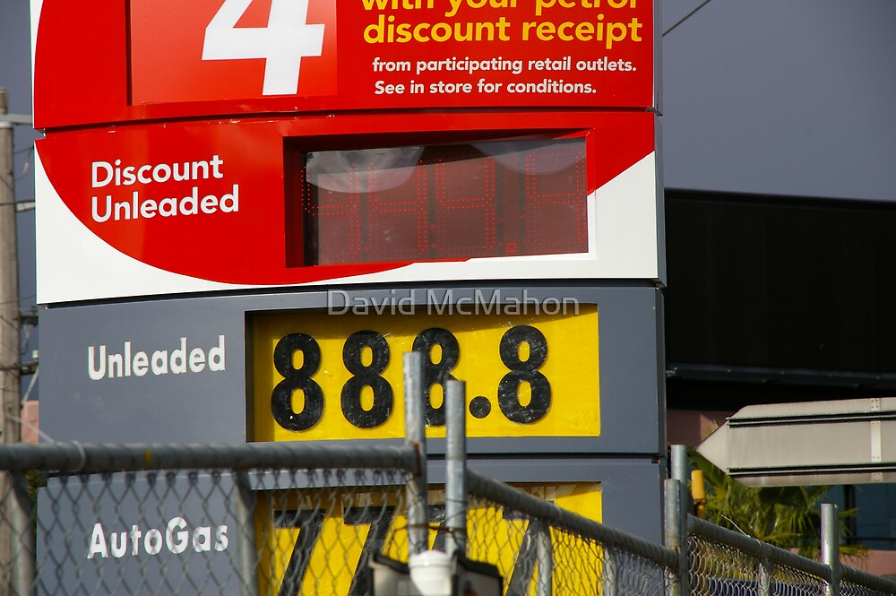 April Fuels Day: Almost $900 For A Litre Of Petrol? by David McMahon