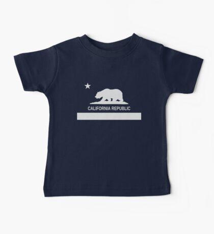 California Republic Baby Tee