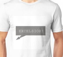 Excelsior - Stan Lee Unisex T-Shirt