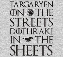 Dothraki by BananaForScale
