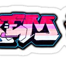 Rem1 Sticker