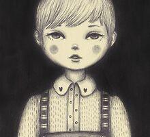 Little Waitress by Emma Hampton