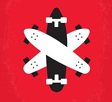 No188 My The Lords Of Dogtown minimal movie poster by JiLong