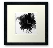 square off Framed Print