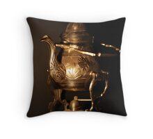 Eastern Pot Throw Pillow