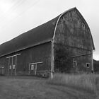 Road Side Barn by Melody Ricketts
