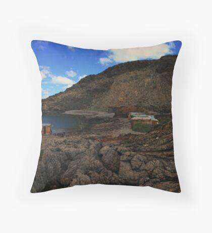 Second Valley, Fleurieu Peninsula, South Australia Throw Pillow