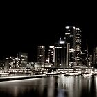 Panoramic of Sydney by damienlee