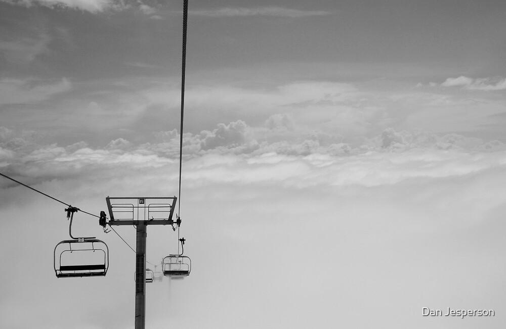 Ski Lift to Heaven by Dan Jesperson