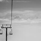Ski Lift to Heaven by Dan Jesperson