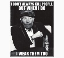 Ed Gein doesn't always.. One Piece - Long Sleeve