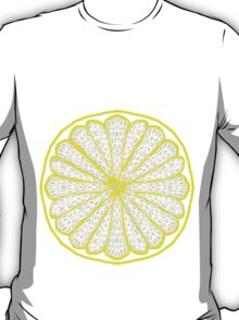 Lovely Lemon on Lime T-Shirt