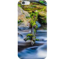 Rushing Stillness iPhone Case/Skin