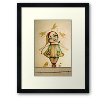 Dance Like Nobody's Watching... Framed Print