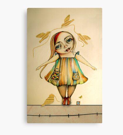 Dance Like Nobody's Watching... Canvas Print