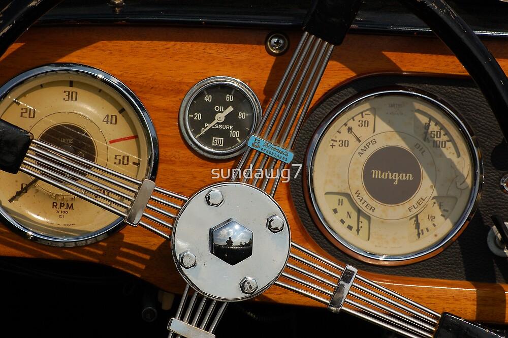 Morgan Dash by sundawg7