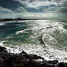 COOLUM BEACH by SHAZZ