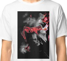 About Face Abstract Portrait Classic T-Shirt