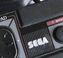 SEGA KID Sticker