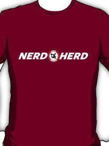 Buy More Nerd Herd - Chuck T-Shirt