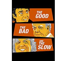 The Good the Bad and the Slow Photographic Print