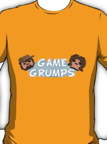 Game Grumps Classic - Pixel Grumps T-Shirt