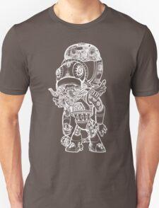 Cthulhu Tshirt in White Unisex T-Shirt