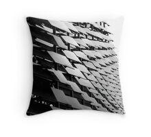 window scales Throw Pillow