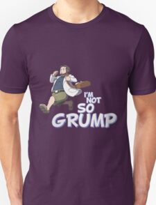 Professor Jon Birch - Not so Grump Unisex T-Shirt