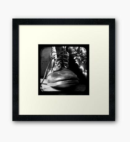 Baxters Framed Print
