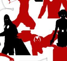 The Avengers A Sticker
