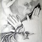 Reaching through... by liljo