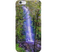 Falls through the Trees iPhone Case/Skin