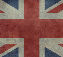 Union Jack (3:5 Version) Sticker