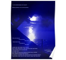 Shrouded in Night Poster