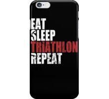 Triathlon iPhone Case/Skin