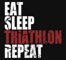 Triathlon One Piece - Short Sleeve