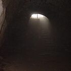 Into the dark Swiss ruins  by Sebastiaan Koenen