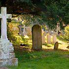 All Saints Churchyard by Geoff Carpenter