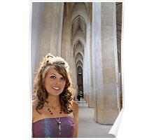 amy guildford cathedral Poster