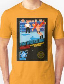 NES PRO WRESTLING Unisex T-Shirt