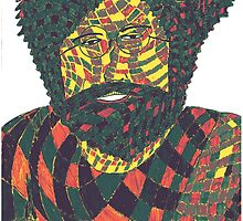 Jerry Garcia 6 by indusdreaming