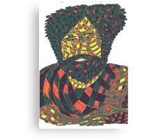 Jerry Garcia 6 Canvas Print
