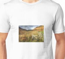 Waiting at the Gate Unisex T-Shirt