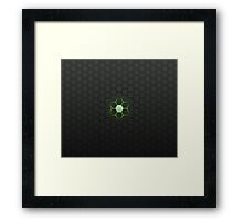 Greeen Ark Framed Print